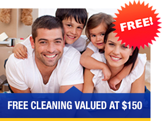 Home Cleaning Voucher valued $150