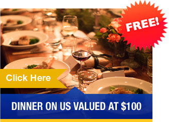 Dinner Voucher valued $100