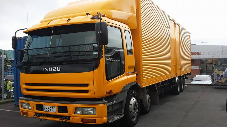 Electric Trucks for Removals