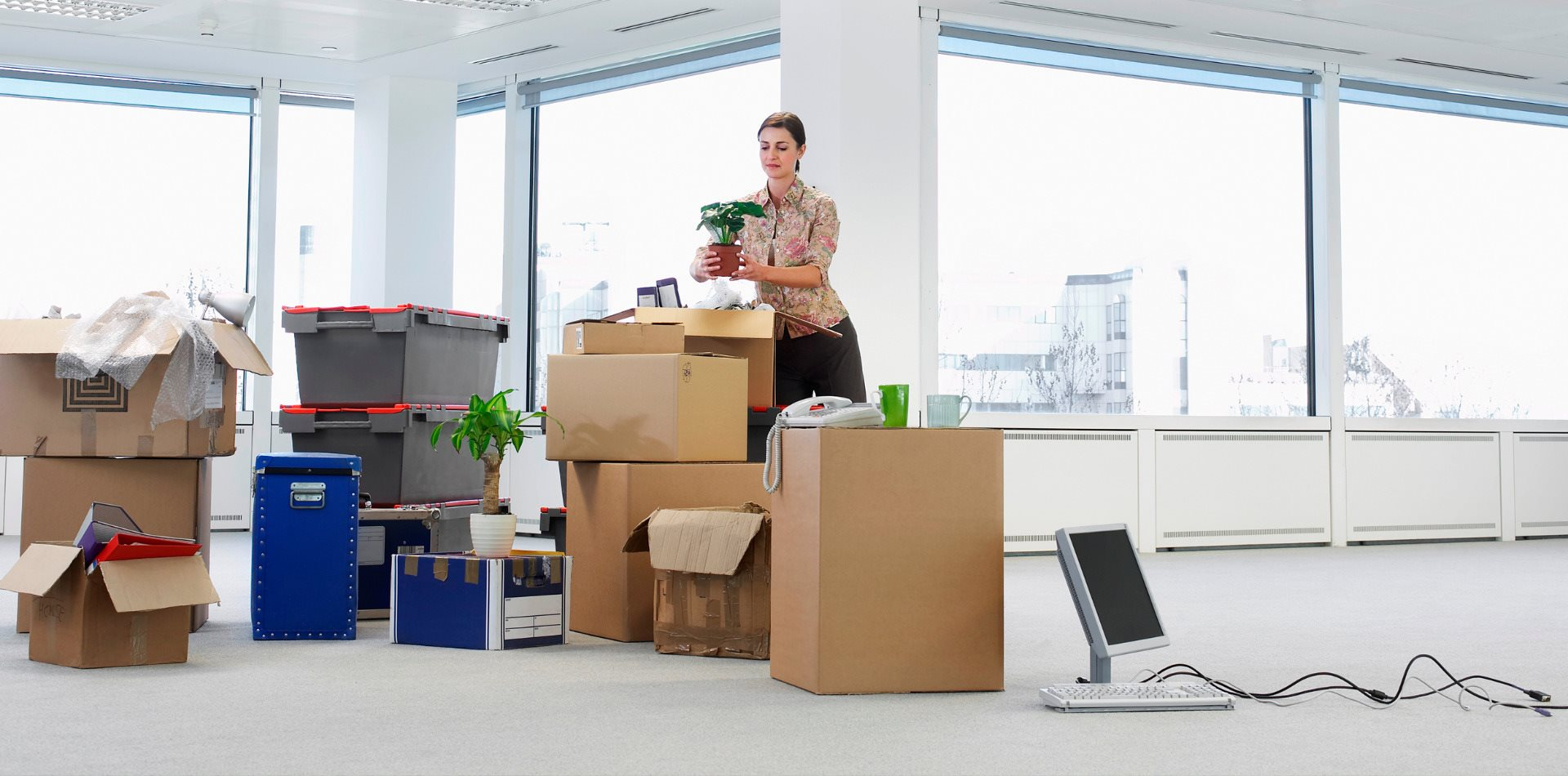Top Tips for a Successful Office Move