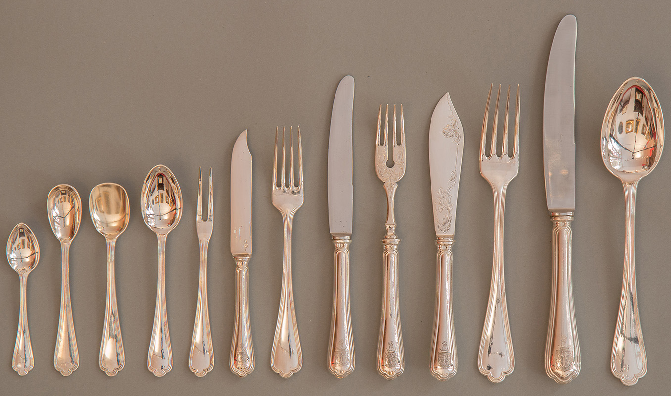 Our Top Tips for Cleaning and Packing Silver Cutlery