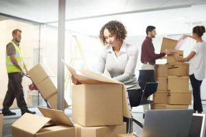 Preparing Your Team for an Office Move